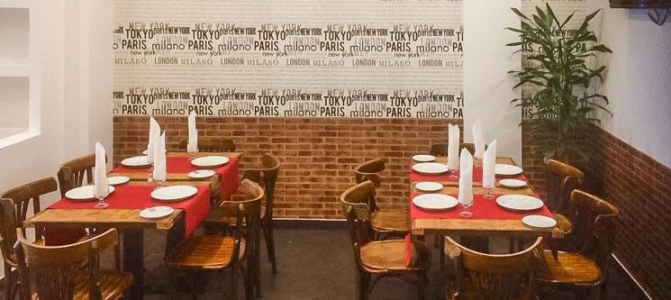 Gastronomia do Mundo! Sabores Frescos à la Carte no Lá Em Casa | Marquês