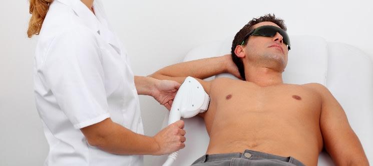 2 Sessões de Depilação a Laser Díodo ao Corpo Inteiro | Mulher ou Homem | Lisboa