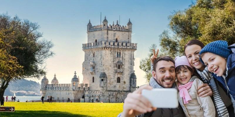 Tour em Lisboa para Pais e Filhos! 2 Horas ao Volante do Twizy - Electric Tours
