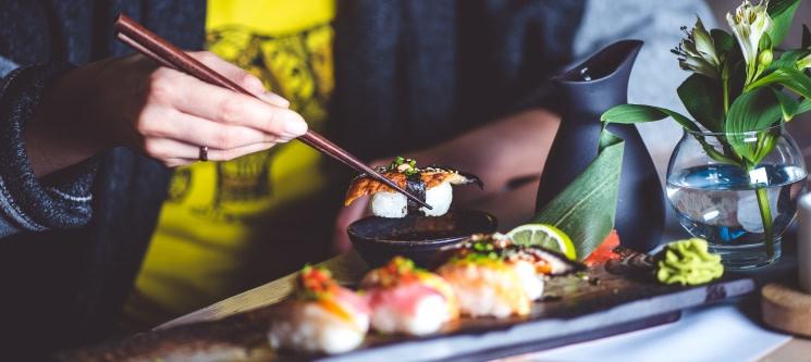 Sushi no Love Lisbon: 40 Peças, Temakis e Caipirinhas para Dois!