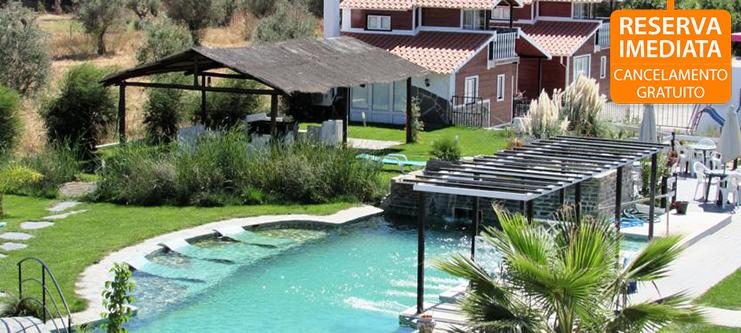 Lusitaurus Turismo Rural - Alentejo | Estadia em Bungalow e Spa com Opção Jantar