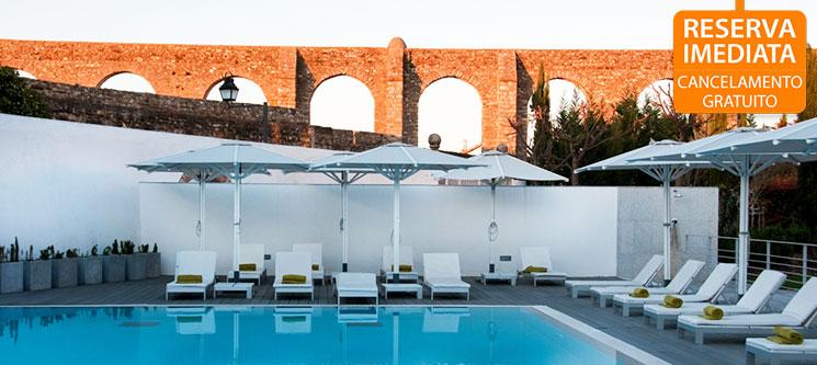 Escapada ao Alentejo » Opção Meia-Pensão ou Pensão Completa num Hotel 5* em Évora