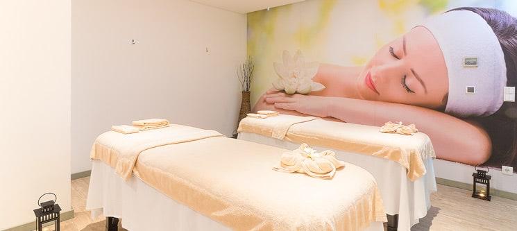 Spa c/ Opção de Massagens a Dois | El Spa by Meliã Ria