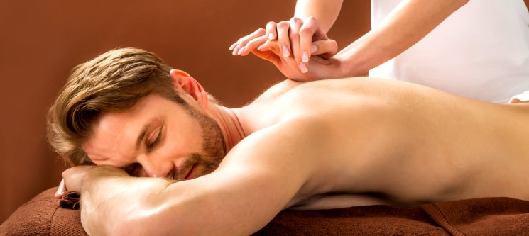 Massagem Localizada c/ Opção Rosto para Homem | Mima® - Braga