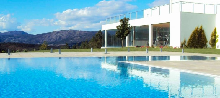 Água Hotels Mondim de Basto 4* | 1 a 7 Noites de Verão c/ Spa & Opção de Meia-Pensão ou TI