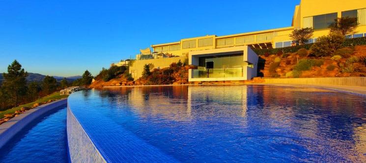 Água Hotels Mondim de Basto 4*   1 ou 2 Noites com Spa & Opção de Jantar