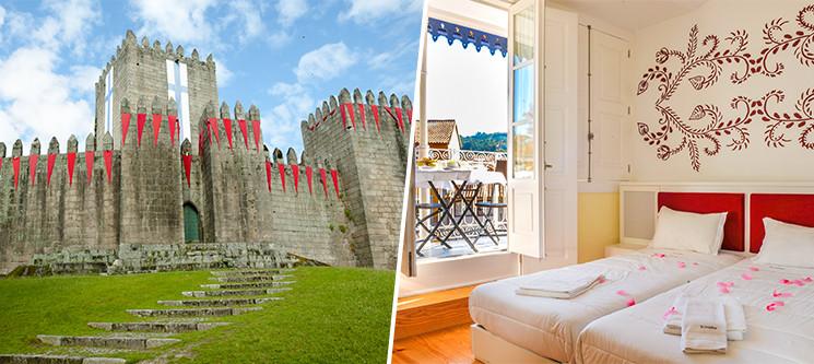 Trovador City Guest House - Guimarães | 1 a 7 Noites no Berço da Nação