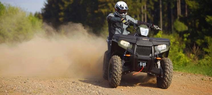 Passeio de Moto4 em Montargil | 1 ou 2 Pessoas | Alentejo