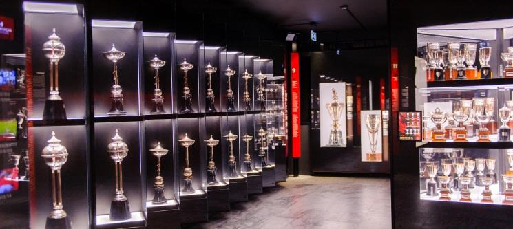 Pack SLB: Visita ao Museu e ao Estádio da Luz + Oferta de Cachecol
