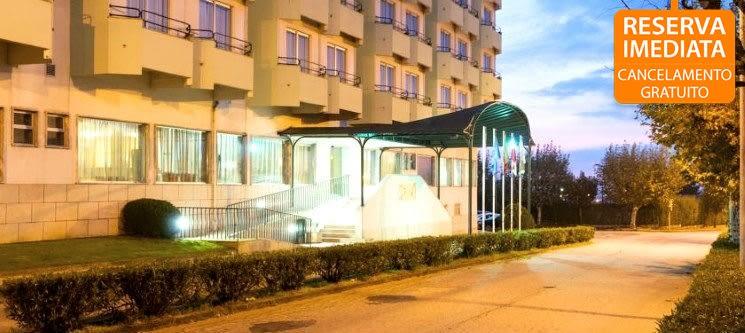 Água Hotels NelasParQ - Serra da Estrela | Noites c/ Opção de Jantar