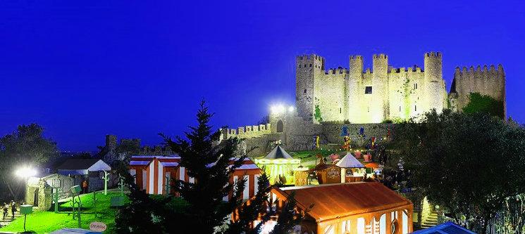 Hotel Água dAlma 3* - Óbidos | 1 ou 2 Noites & Entradas na Vila Natal
