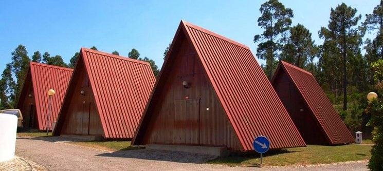 Parque de Campismo do Luso | Estadia de 1 ou 2 Noites em Bungalow na Mata do Buçaco