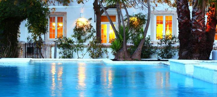 Pateo dos Solares Charm Hotel 4* | 1 a 7 Noites em Paraíso Alentejano