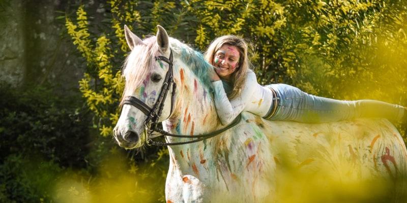 Baptismo, Aula ou Passeio a Cavalo no Páteo Lusitano | Sobral de Monte Agraço