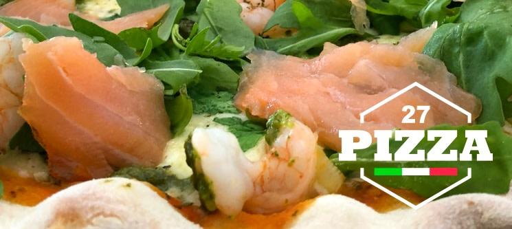 Pizzas a Dois com Entrada e Sobremesa | Pizza 27 - Carcavelos
