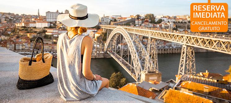 Porto Coliseum Hotel | Estadia com Opção Cruzeiro de 6 Pontes