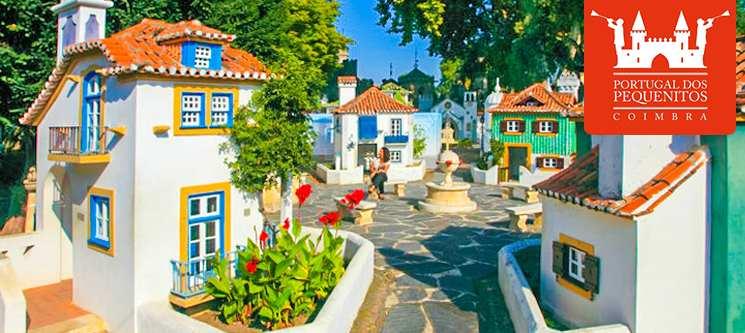 Portugal dos Pequenitos | Entrada de Criança ou Adulto | Divirta-se!