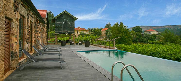 Casa Valxisto Country House - Penafiel | Estadia Romântica com Opção Massagem ou Jantar