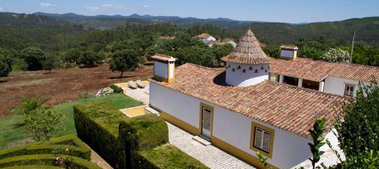 Quinta São José dos Montes - Ferreira do Zêzere | Estadia na Natureza