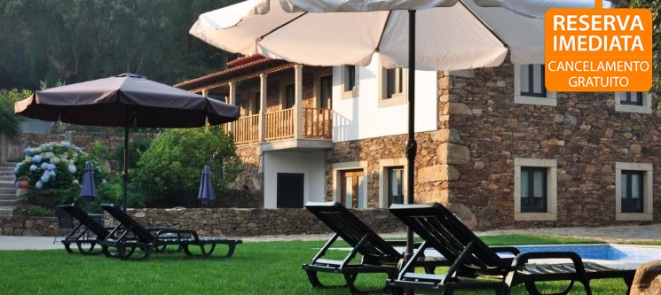 Quinta Vilar e Almarde - Castelo de Paiva | Estadia Única no Douro c/ Opção Jantar