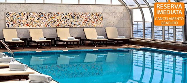 SANA Sesimbra Hotel 4* | Estadia à Beira-Mar com Piscina & Jacuzzi Vista Mar