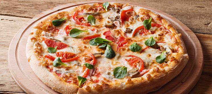 Pizza Tradicional Napolitana para Dois | Sangiovese - Lisboa