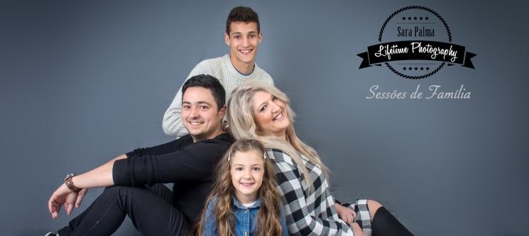 Sessão Fotográfica Família by Sara Palma Fotografia | Estúdio em Setúbal