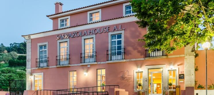 Sarrazola House - Sintra | 1 ou 2 Noites c/ Entradas na Quinta da Regaleira