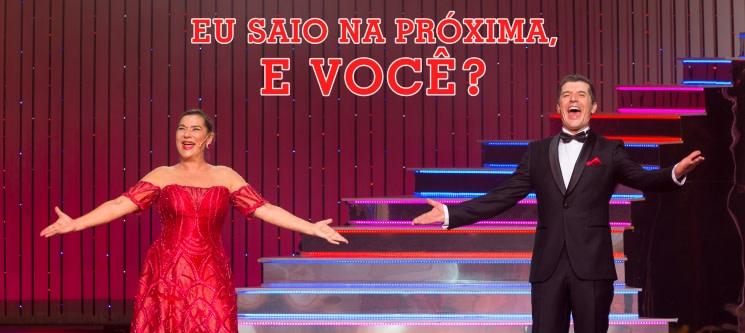 Espectáculo de La Féria «Eu Saio na Próxima e Você» com Marina Mota e João Baião | Teatro Politeama - Lisboa