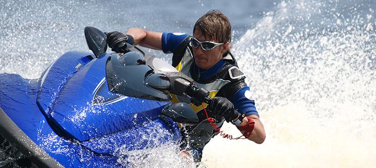 Adrenalina Máxima em Jet Ski ou Mota de Água! 1 ou 2 Pessoas | A 30 Minutos de Lisboa