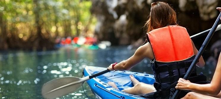 Kayak a Dois | Descida do Rio Zêzere, Tejo ou Nabão | Natur Z