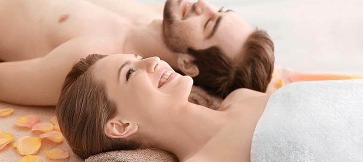 Love & Relax Moment | Massagem + Mini Facial para Dois | 5 Clínicas Sorria