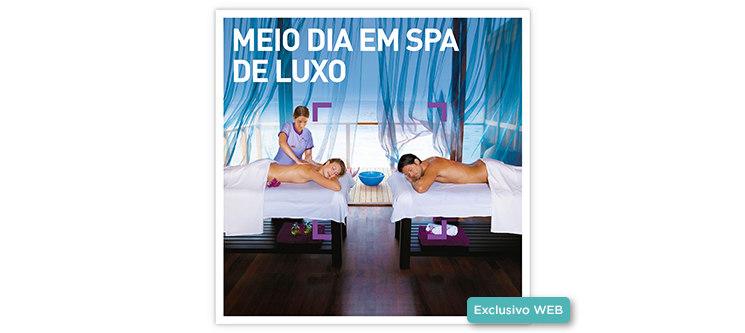 Meio Dia em Spa de Luxo a Dois | 35 Locais à escolha
