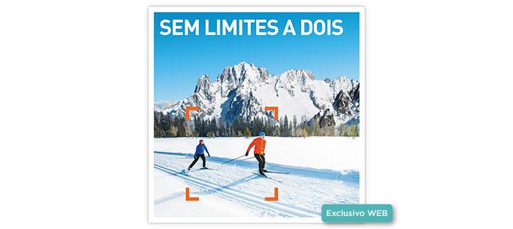 Sem Limites a Dois | 50 Actividades à escolha