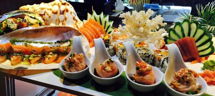 Supremo Sushi - Estoril | Almoço Eat In ou Take Away de 20 a 50 Peças