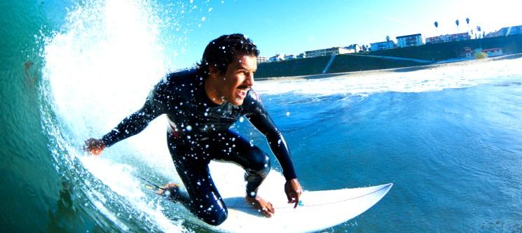 Baptismo de Surf + Aula de Yoga em Matosinhos | 1h30 | Adrenalina e Tranquilidade!