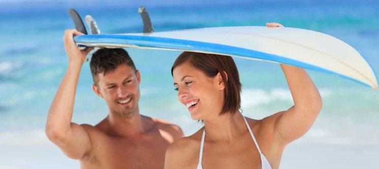 Aula de Surf em Matosinhos para 1 ou 2 Pessoas - 1h30 | Domine a Prancha!