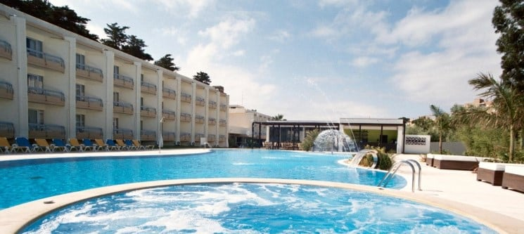 Sweet Residence & Gardens Hotel - Figueira da Foz | 1 ou 2 Noites Junto ao Mar