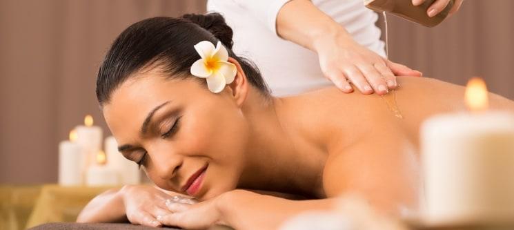 Massagem Ayurvédica ou Shiatsu + Sauna ou Banho Turco | 2h | Costa de Caparica