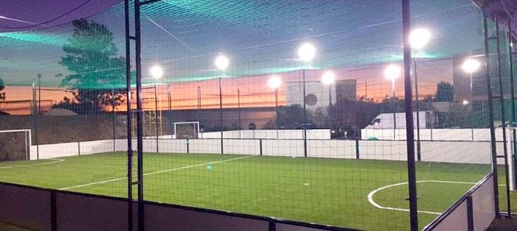 The Cage Football - Mais Golos, Mais Acção! 1 Hora - Até 10 Pessoas | Alfragide