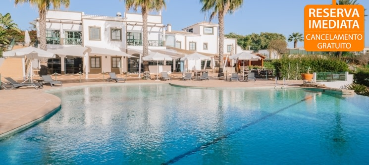 Vale d´El Rei Hotel & Villas 4* - Algarve | Programa Especial a Dois com Meia-Pensão