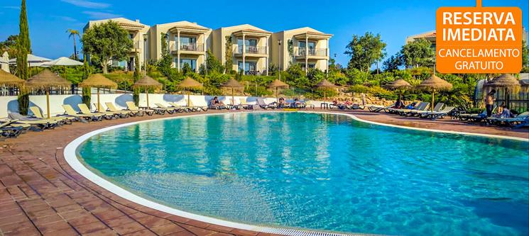 Água Hotels Vale da Lapa 5* - Algarve | Noites c/ SPA em Suite T1