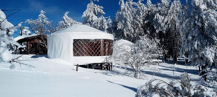 -19% Eco Resort na Serra da Estrela » Estadia para 2 ou 4 Pessoas
