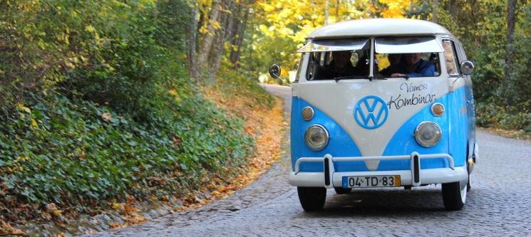 Tour no Alto Douro para Dois em Volkswagen Kombi + Prova de Vinhos | 3 Horas Apaixonantes!