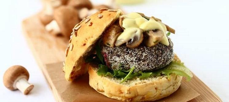Hambúrgueres Vegetarianos a Dois   Saldanha   Sem Reserva - Vegana Burgers