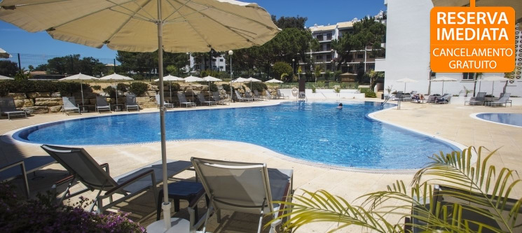 Victoria Sport & Beach Hotel - Praia da Falésia | Noites em Pensão Completa para 2 Adultos + 2 Crianças