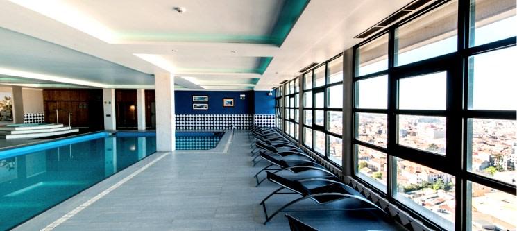 Spa de Excelência: Circuito de Águas c/ Opção Massagem   1 ou 2 Pessoas   Hotel Vila Galé Porto