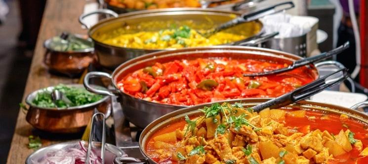 Gastronomia Indiana para Dois no Welcome Restaurant | Alcântara