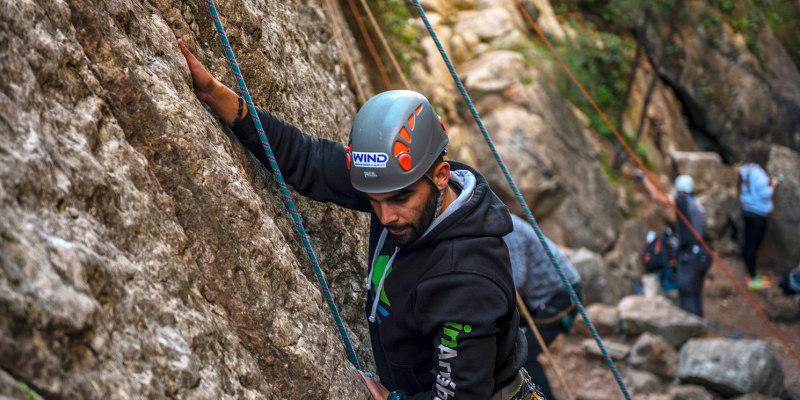 Escalada na Serra da Arrábida! 2H - 1 ou 2 Pessoas | WIND