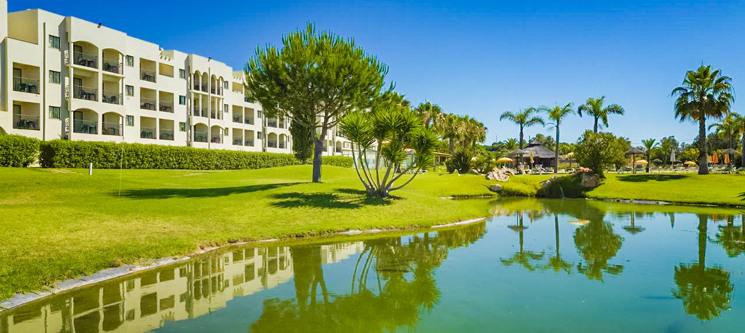Yellow Alvor Garden 4*   Férias de Praia no Algarve c/ Tudo Incluído